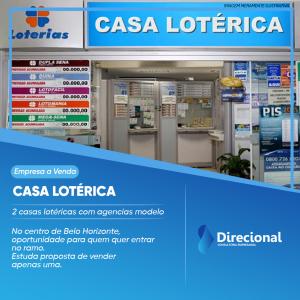 Loteria - centro de BH