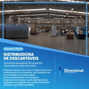 Distribuidora de descartáveis