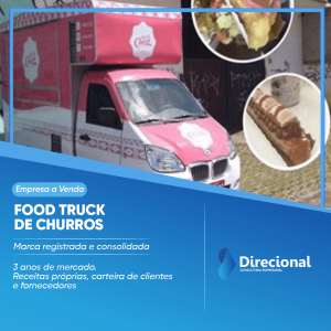 Ramo de Churros - foodtruck